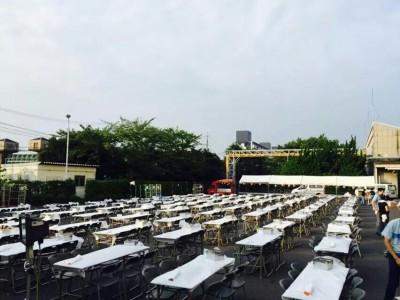 凸版川口工場ビール祭り_8517